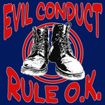 T-Shirt - Evil Conduct - Rule O.K - blau