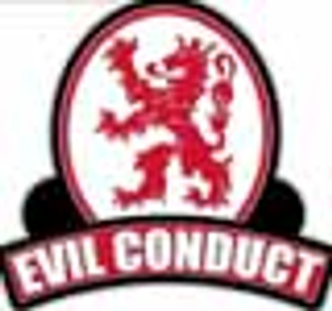 Hartmetall Pin - Evil Conduct - Lion