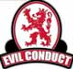 Hartmetall Pin - Evil Conduct - Lion 001