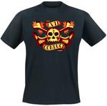 T-Shirt - Evil Conduct - Skulls & Bones - schwarz