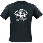T-Shirt - Evil Conduct - Bent Coppers - schwarz
