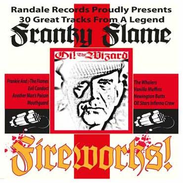 Franky Boy Flame- Fire Works- Doppel CD