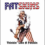 Fatskins- Thinkin like a fatskin- LP schwarz