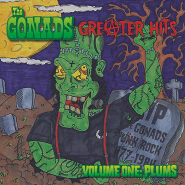 Gonads (the) - Greater Hits - Vol.1- LP plus Bonus Single