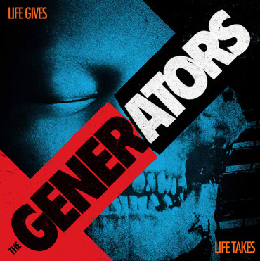 Generators(the) - Life gives, life takes - CD - paper sleeve