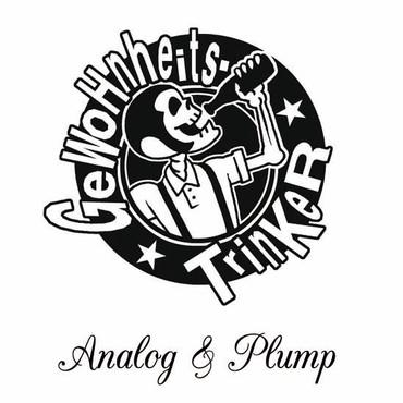 Gewohnheitstrinker- Analog & Plump- Single