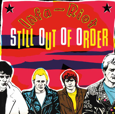 Infa Riot- still out of order- LP
