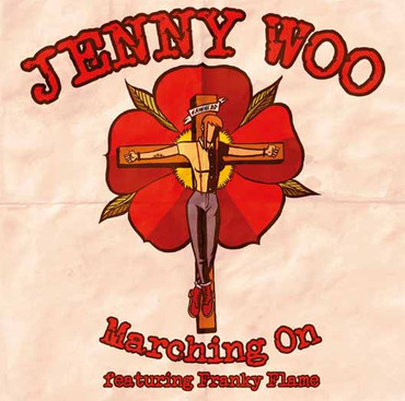 Jenny Woo ( Birds of Prey ) featuring Franky Boy Flame - Single
