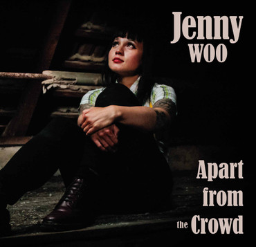 Jenny Woo- Apart from the Crowd- Single- black