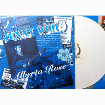 Jenny Woo- Alberta Rose- white- LP