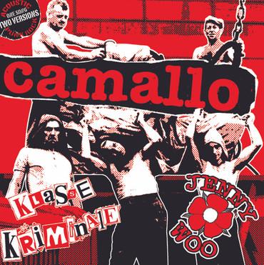 Split - Jenny Woo / Klasse Kriminale - Camallo - Single