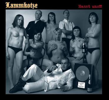 Lammkotze- hasst uns- CD