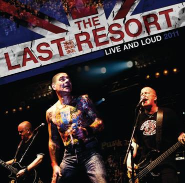 Last Resort (the) - Live in 2011 - CD
