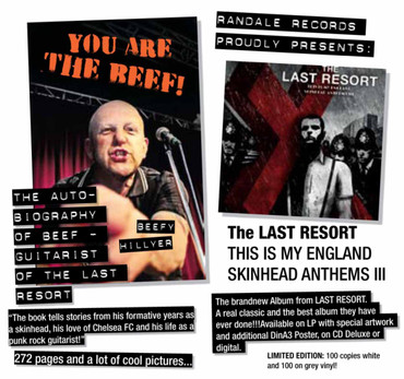 The Last Resort Bundle- Buch plus CD