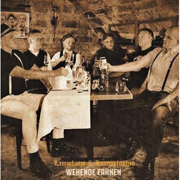 Lammkotze/Lammplugged- Wehende Fahnen- CD digipack