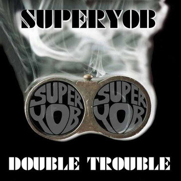 Superyob Double Trouble- LP inklusive 10""