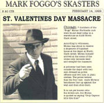Mark Foggo- St. Valentines Day Massacre- LP+ Single 001