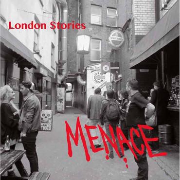 Menace- London Stories- LP- black