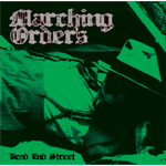 "Marching Orders - Dead End Street- 10-""LP- grün"