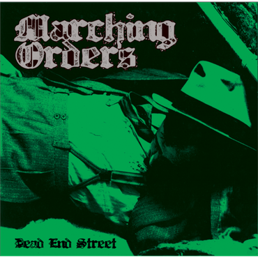 "Marching Orders - Dead End Street- 10-""LP- black"