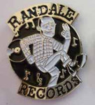 Hartmetall Pin - Randale Records
