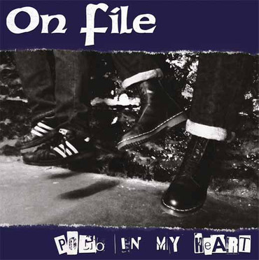 On File- Pogo in my heart- Single- limited