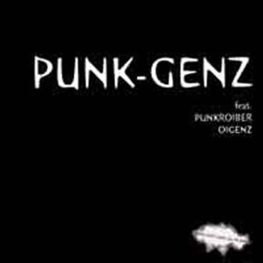 Punk-Genz - Punkroiber vs. Oigenz (LP)