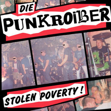 Punkroiber - Stolen Poverty (LP)
