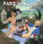 Paris Violence- Promesses- d Immortalite- LP- schwarz 001