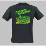 T-Shirt - Peter & The Test Tube Babies - Tour 2015 - schwarz