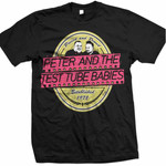 T-Shirt - Peter & the Test Tube Babies - Established 1978 - black