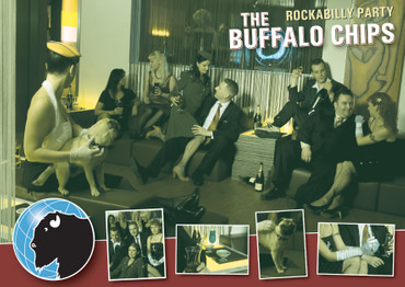 Poster- Buffalo Chips- Randale Records