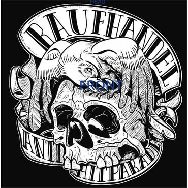 Raufhandel- Antihitparade- LP- limited red