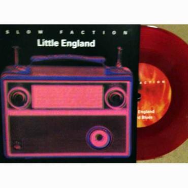 "SLOW FACTION: ""Little England"" 7""- Single- rot"