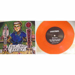 Split - Harrington Saints / Control - pick your poison - Single - orange