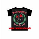 T-Shirt - Springtoifel - Oi! wir sind Rock N Roll - schwarz