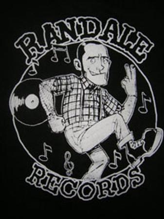 Kapuzenjacke - Randale Records - Logo - schwarz – Bild 2