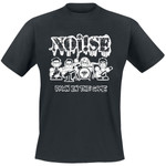 T-Shirt - Noi!se/ Noise - Pawn in the game - schwarz