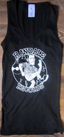 Muscle Shirt - Randale Records - black