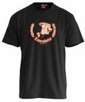 T-Shirt - Lammkotze - Established 2003 - black