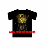 T-Shirt - The Generators - Chaos, Boots, Bad Attitudes - schwarz