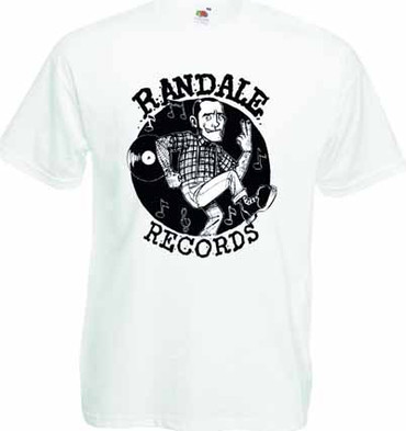 T-Shirt - Randale Records - weiß