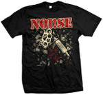 T-Shirt - Noise/ Noi!se - the scars we hide - black