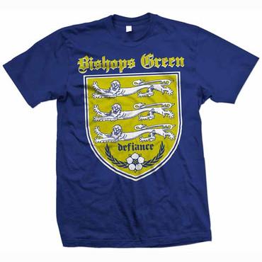 T-Shirt - Bishops Green - defiance - dark blue