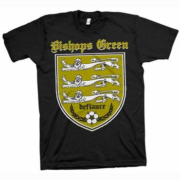 """Band T- Shirt Bishops Green- """"defiance""""- schwarz"""