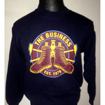 Pullover - The Business - Westham - dunkelblau