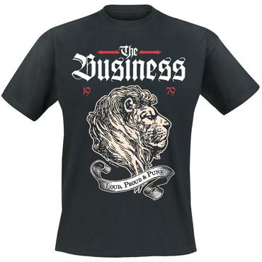 T-Shirt - The Business - Lion - black
