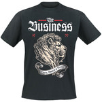 T-Shirt - The Business - Lion - black