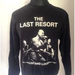Pullover - The Last Resort - live - schwarz