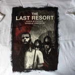 T-Shirt - The Last Resort - This is my UK - white